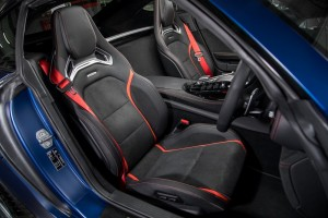 Mercedes AMG GT C_Bucket Seats