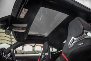 Mercedes AMG GT C_Sunroof