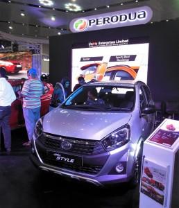 Perodua Axia STYLE_Sri Lanka_Colombo Motor Show