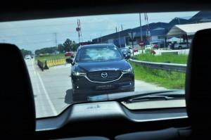 Mazda CX-8_Malaysia_Drive