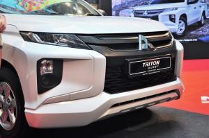 Mitsubishi Triton Quest_Front_Fascia_Dynamic Shield