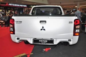 Mitsubishi Triton Quest 4x2_Pick-up Truck_Rear_Tailgate
