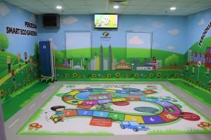 Selayang Hospital_Paediatric Ward_Play Area_Perodua_Corporate Social Responsibility