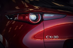 2019 Mazda CX-30_Tail Light
