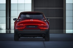 2019 Mazda CX-30_Rear