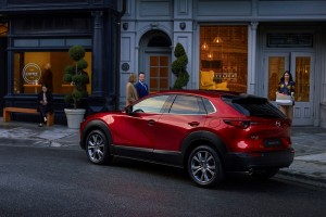 2019 Mazda CX-30_Outdoor