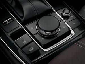 2019 Mazda CX-30_Centre Console_Control Knob_MZD Connect