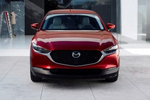 2019 Mazda CX-30_Front