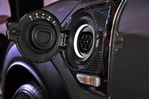 MINI Cooper S Countryman Plug-In Hybrid_Charging Port