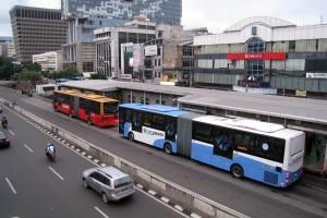 Pic: Transjakarta