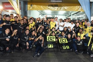 Team Proton R3 is the most successful manufacturer team in Sepang 1000 km race