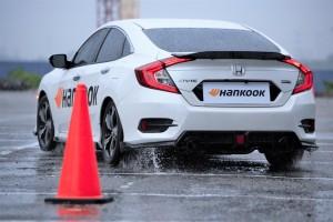 Hankook Ventus Prime 3 K125 Tyre_Wet Testing
