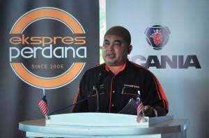 Perdana Group_Managing Director_Tuan Haji Laili Ismail_Ekspres Perdana_Lienadia Express_Darul Iman Express