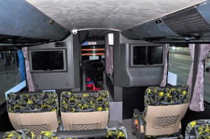 Express Bus_Coach_Scania_Lower Deck_Seats