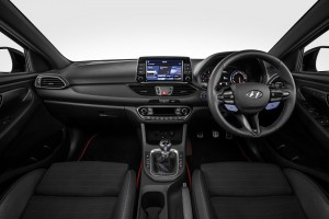 Hyundai i30 N_Interior_Dashboard