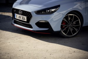 HYUNDAI i30N_Nose_Front Grille