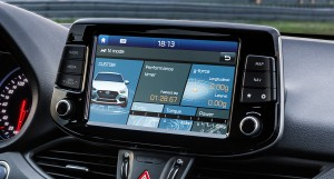 Hyundai i30 N_Floating 8 Screen