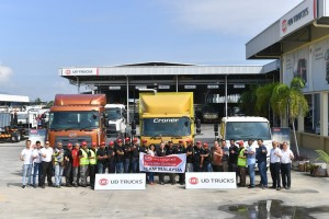 UD Trucks Extra Mile Challenge_UDEMC_2019 - 2020_Finalists_Tan Chong Industrial Equipment_Malaysia