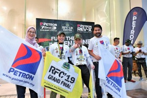 Rainforest Challenge 2019_Luis J A Wee_Petron_Diesel_Malaysia