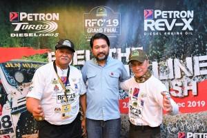 Rainforest Challenge_Luis Wee_Petron Malaysia_Haron Alrashid Nawi