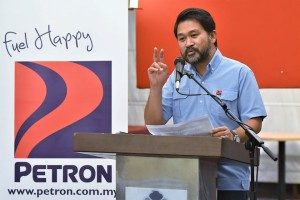 Petron Malaysia_Haron Alrashid Nawi