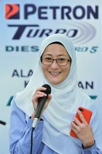 Petron Malaysia_Haris Suraya