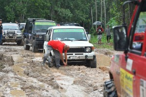 Rainforest Challenge_Tanah Merah_Kelantan_Malaysia_4x4_Off-road_Mud