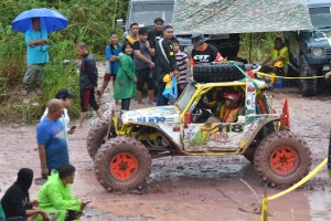 Rainforest Challenge_4x4_Off-road_Special Stage_Malaysia_Petron