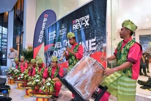 Rainforest Challenge_Malaysia_Kelantan_Petron_Turbo Diesel Euro 5_Rev-X_Traditional Music
