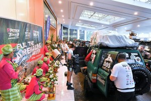 Rainforest Challenge_Grand Finale_4x4_Flag Off_Kota Bharu_Malaysia_Petron_Diesel