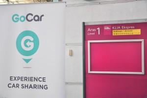KLIA Ekspres + GoCar Package_Car Sharing_Airport Train_Malaysia