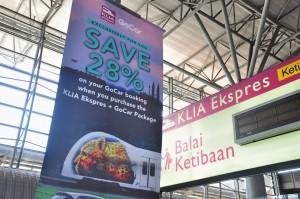 KLIA Ekspres + GoCar Package_28 percent off_Malaysia