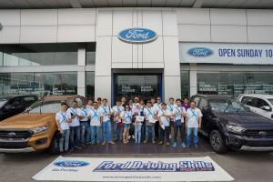 Ford Driving Skills For Life_Group Shot_Sabah_Malaysia