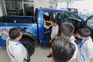 Ford Driving Skills For Life_Practical Session_Safety Programme_Malaysia