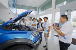 Ford Driving Skills For Life_Practical Session_Sime Darby Auto Connexion