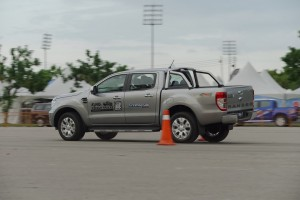 Ford Driving Skills For Life_Practical Session_Ford Ranger_Pickup Truck_Sime Darby Auto Connexion_SDAC
