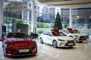 Lexus Centre_Showroom_Display_Cars_Malaysia