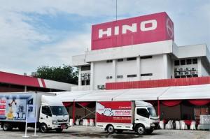 Hino Motors Sales Malaysia_Office_Hino 300