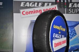 New Goodyear Eagle F1 tyre_2020_Malaysia