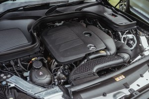 Mercedes-Benz_GLC 300 Coupe_M264 Engine