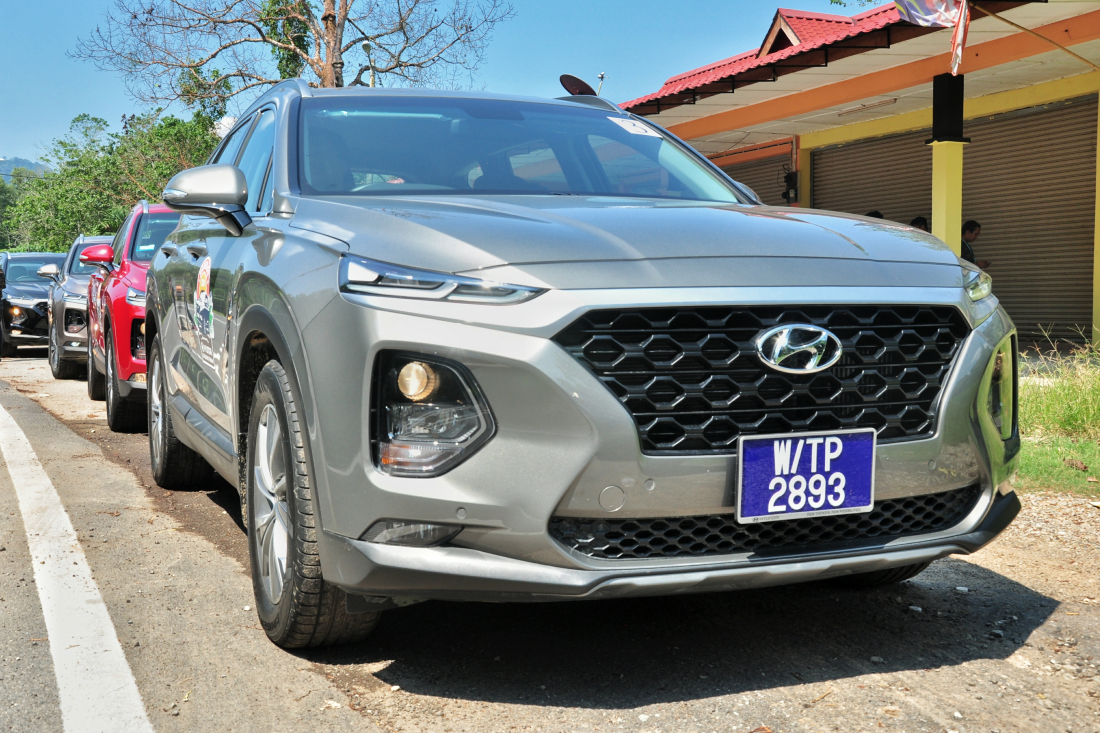 Driving Impressions Hyundai Santa Fe 2 2 Crdi Diesel Awd Autoworld Com My