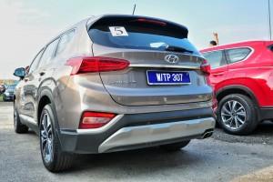 Hyundai Santa Fe_Rear