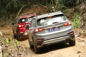 Hyundai Santa Fe_Rear_Off-road_Diesel_AWD
