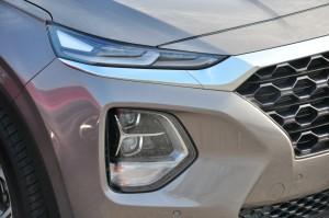 Hyundai Santa Fe_Headlights