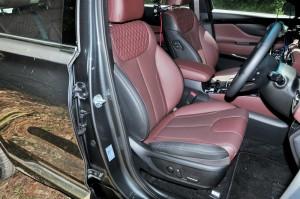 Hyundai Santa Fe_CRDI_Diesel_Premium_Leather Seats