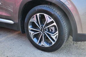 Hyundai Santa Fe_Alloy Wheel