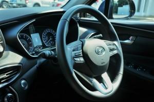 Hyundai Santa Fe_Steering Wheel
