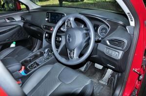 Hyundai Santa Fe_Interior_Dashboard