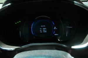 Hyundai Santa Fe_Digital Instrument Cluster