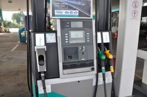 Petronas Station_Fuel Pump